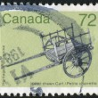Stamp printed by Canada — Stock Photo #4643983