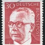 Постер, плакат: Gustav Heinemann