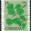 Stamp by Canada — Stock Photo