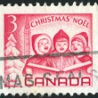 Stamp by Canada — Stock Photo #4711971