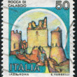 Stock Photo: Stamp by Italy