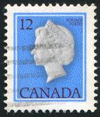 Stämpel av Kanada — Stockfoto