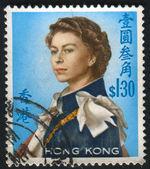 Pieczęć przez hong kong — Zdjęcie stockowe