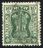 Stempel von indien — Stockfoto