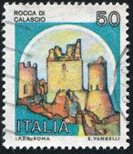 Timbro di Italia — Foto Stock