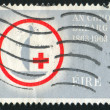 Stamp by Ireland — Foto Stock