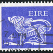 Stamp printed by Ireland — Stock Photo #4794274