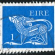 Stamp printed by Ireland — Stock Photo #4924594