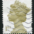 Royalty-Free Stock Photo: Stamp printed by Great Britain