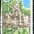 Stamp printed by France — Stok Fotoğraf #5092385