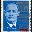 Poststamp - Foto Stock