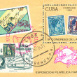 Postage stamp — Stock Photo #5152994