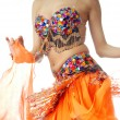 Stock Photo: Belly-dance