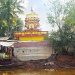Old Hindu temple — Stock Photo #2757329