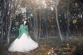 Mariage automne — Photo