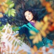 Mystic autumn — Stock Photo