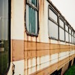 Stock Photo: Vintage train