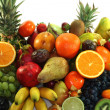 Stock Photo: Fruit mix