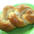 Bread pigtail — Stock Photo