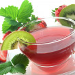 Strawberry Kiwi Tea — Stock Photo #3080785