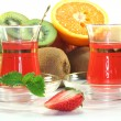 Fruit tea — Stock Photo #3093480