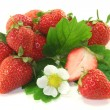 strawberries — Stock Photo #3284129