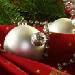 christmas balls — Stock Photo #3610233