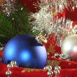Christmas balls — Stock Photo #3614992