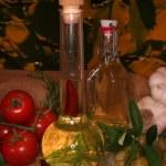 Herbal oil — Stock Photo