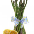 Green asparagus — Stock Photo