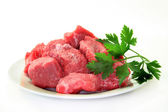 Beef Goulash — Stock Photo