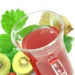 Strawberry Kiwi Tea — Stock Photo #3266330