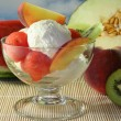 Fruit sundae — Stock Photo #3524870