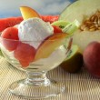 Fruit sundae — Stock Photo #3524891