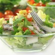 Chef salad — Stock Photo