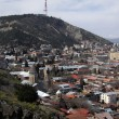Stock Photo: Old town of Tbilisi