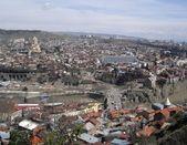 Tbilisi historic centre — Stock Photo