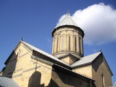 Sioni cathedral — Stock Photo