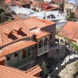 Stock Photo: Roofs of old town
