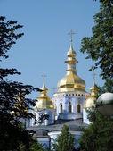 Kiev mykhailivsky katedrali — Stok fotoğraf