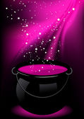 Magic potion — Stockvector