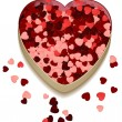 Royalty-Free Stock Imagen vectorial: Heart_tray