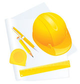 Construction background — Stockvector