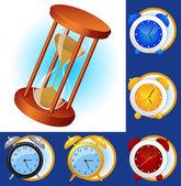 Saat ayarı — Stok Vektör