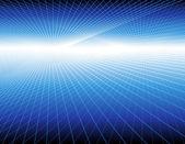 Blue lights — Stock Vector