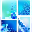 Royalty-Free Stock Vector Image: Abstract business backgrounds