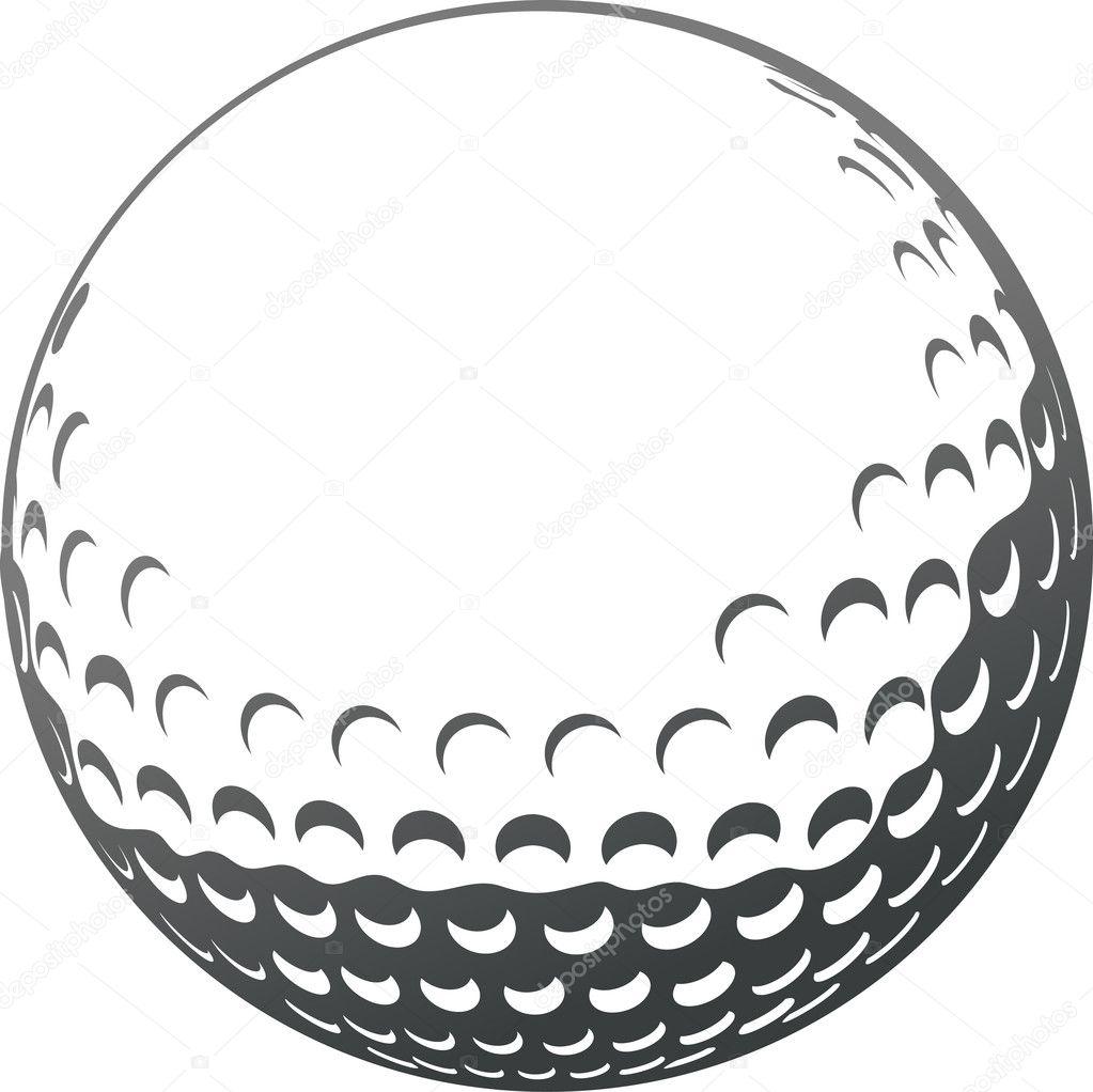 golf ball stock vector  u00a9 marish 3322427 vector golf ball outline vector golf ball free