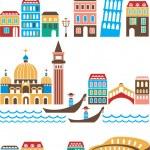 Italian landmarks — Stock Vector #3620663