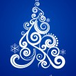 Royalty-Free Stock Vectorafbeeldingen: Elegant Xmas background