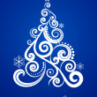 Royalty-Free Stock Vectorielle: Elegant Xmas background